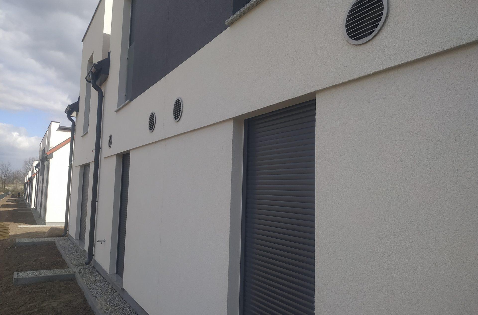 Rekuperacja w budynkach szeregowych
